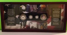 Collectible White House Edition Navy Veteran  Glass Enclosed  Shadowbox Gift | Collectibles, Militaria, Current Militaria (2001-Now) | eBay!