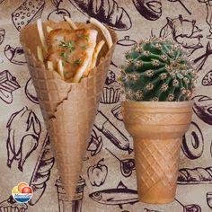 Gelato gastronomico? Attenzione a non esagerare con la fantasia...qualcuno l'ha già fatto. www.marcagel.com/blog  #gustibizzarri #blog #gelatogastronomico