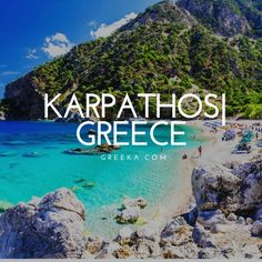 Discover the best things to do in Karpathos Greece, amazing beaches, best restaurants, top hotels, and breathtaking photos! Karpathos Greece, Stuff To Do, Things To Do, Holiday Planner, Top Hotels, Car Rental, Beach Fun, Travel Guide, Tours