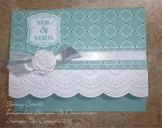 Mr & Mrs Label Love by scrapinchaos - Cards and Paper Crafts at Splitcoaststampers