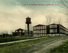 The Stickley Museum in Fayetteville, NY. Located in the original factory of L. & J.G. Stickley that was used from 1900-1985. Free & open to the public Tuesdays & Saturdays and by appointment. 315.637.2278