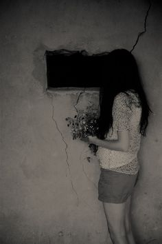 ***CLICK IMAGE*** Sad story about a girl who wanted to know too much by Anna O. #peoplephotography #photography