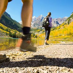 Maroon Bells, Aspen, CO