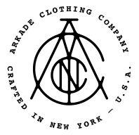 Arkade Clothing Co. on Branding Served