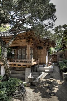 Hanok HDR | Flickr - Photo Sharing!