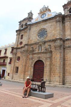 Ciudad Amurallada - Cartagena, Colombia, I love Colombia de country of my family ;D AlejandrinaUB & I love Cartagena