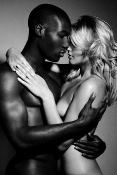 Embrace Passionate interracial