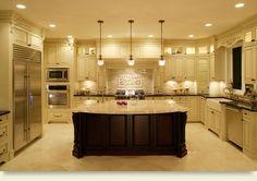 custom kitchen cabints  kitchen remodel design