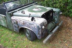 ImageLand Rover - Rat style