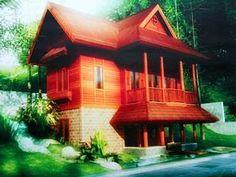 Rumah Kayu Murah Berkualitas Iwp