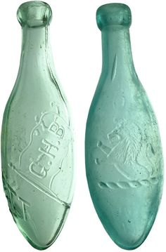 Auction 26 Preview | 306  | Collection Old Antique Torpedo Bottles