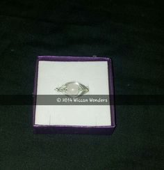 Rose Quartz herringbone ring £15 plus £1.50p&p  www.wiccanwonders.co.uk Wiccan, Herringbone, Rose Quartz, Cufflinks, Jewellery, Rings, Accessories, Pink Quartz, Jewelery