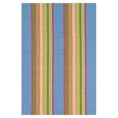 Nantucket Woven Cotton Rug by Dash & Albert