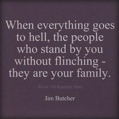 How very blessed we are to have both amazing family and friends in our lives :)