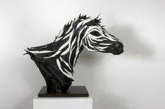 Tire sculpture
