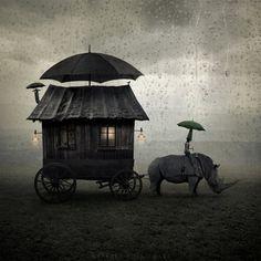 De mooiste surrealistische foto's..... #raar #verwonderlijk #vreemd http://www.foka.nl