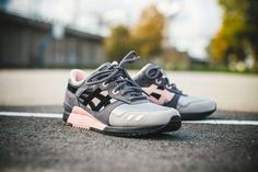 In 2012, Rotterdam based Woei delivered a memorable and unique take on the Asics Gel-Lyte III. 2017 marks the 10th anniversary of the shop opening its door
