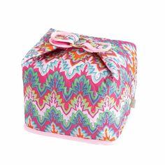 Calypso Cosmetic Bag, XL/Pink @organizingstore
