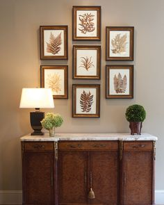 Gracious Groupings: Tips for Decorating Halls and Walls
