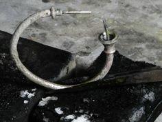 Torque Bracelet w Lapis Lazuli