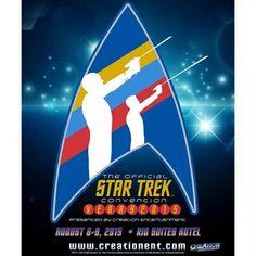 Star Trek Convention August 2015