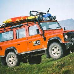 20 Things You Didn't Know About Land Rover