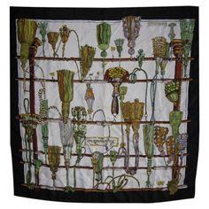 Vieux foulard Hermes