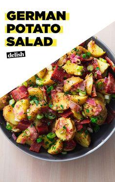 This German Potato Salad Outshines Every Mayo-Based RecipeDelish