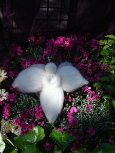 Engel met hart