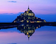 Mont Saint Michel: my Tour de France
