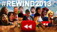 YouTube Rewind: What Does 2013 Say?  To celebrate 2013, we invited some YouTubers to star in a mashup of popular moments this year. Can you spot all the references?  http://digitalmarketlabs.com/