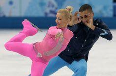 Aliona Savchenko e Robin Szolkowy (foto Ap)