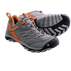 Keen Marshall Hiking Shoes - Waterproof (For Men) in Gargoyle/Rust