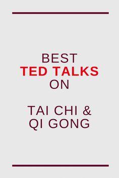 best TED talks about Tai Chi, Qi Gong and meditation The benefits of tai chi , energy movement and chakra balancing. Qigong Meditation, Meditation Benefits, Healing Meditation, Meditation Music, Tai Ji, Tai Chi Qigong, Pranayama, Aikido, Kung Fu