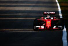 2016 Italian GP - Sebastian Vettel (Ferrari) [3904x2656]
