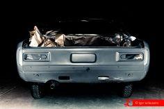 © Igor Sclausero #car #vintage #ford #capri