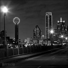 The Dallas Skyline - METROSCAP GALLERY