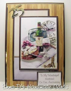 Made With Hunkydory Crafts Little Book of Birthdays