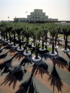 Citadel Shopping Center, Commerce, CA, USA. Landscape Architecture by Martha Schwartz Partners. www.marthaschwartz.com