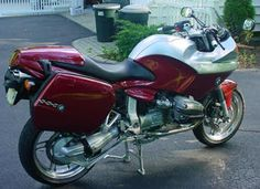 Pics of my new (to me) 2000 R1100SA - Pelican Parts Technical BBS