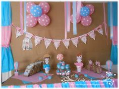 ♥ Cumpleaños Shabby Chic, Scrapbook, Big Houses, Projects, Country, Princess, Scrapbooks, Scrapbooking