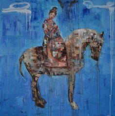 Rimi yang - blue rain gallery / santa fe new mexico