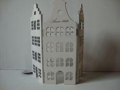 Grachtenpandje   Maten: Hoog 22 x breed 24 cm   Prijs: € 7,95 — bij Chateau de Sentiment.