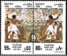 egypt postal stamps | Egyptian Discussion Board :: View topic - Postage Stamps of Egypt ...