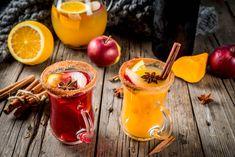 Talán a forralt bornál is finomabb: isteni puncsreceptet mutatunk Lemonade Bar, Healthy Drinks, Healthy Recipes, New Years Eve Party, A 17, Hurricane Glass, Vitamin E, Hot Sauce Bottles, Healthy Lifestyle