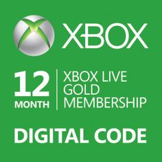 Buy Xbox Live 12-Month Gold Membership - Microsoft Store