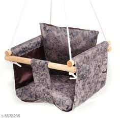 Others Baby Swing  Material: Wooden Frame Size (L x W x H ): 35 in x 35 in x 6 in   Description: It Has 1 Piece Of Hanging Swing Chair Country of Origin: India Sizes Available: Free Size *Proof of Safe Delivery! Click to know on Safety Standards of Delivery Partners- https://ltl.sh/y_nZrAV3  Catalog Rating: ★4.2 (5650)  Catalog Name: Unique Hanging Swing Chair Vol 2 CatalogID_922730 C63-SC1325 Code: 956-6072205-
