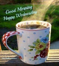 Good morning, wednesday