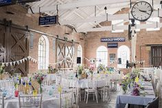Budget Friendly DIY Wedding | East Anglian Railway Museum | Bright Colour Scheme | High Street Bridesmaid Dresses | Fish & Chip Supper | Razia Jukes |