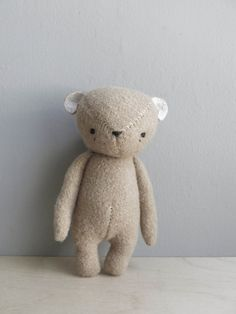 the dear ones - bear by ohalbatross on Etsy, $55.00